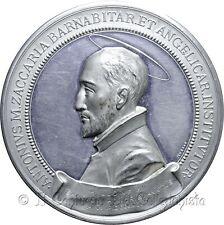 Antonio Maria Zaccaria Fondatore BarnabitiS. Barnaba Milano Cremona Medaglia