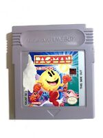 Pac-Man Original Nintendo GameBoy Game - Tested - Working - Authentic!