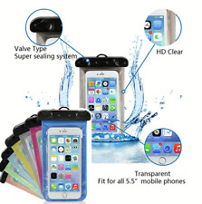 Waterproof Phone Pouch Bag Swimming Underwater Case Cover For iPhone Samsung New