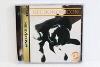 Necronomicon Digital Pinball Sega Saturn SS Japan Import G7109