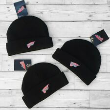 NEW Red Wing Shoes Beanie Hat - Black - One Size