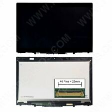 Lcd Screen+Tactile Glass For Ibm Lenovo Thinkpad X1 Yoga 20Jg0001 14.0 2560x1