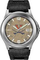 Men's University of Virginia Cavaliers Watch Timex Old School Vintage Watch