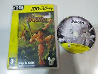 Tarzan WALT DISNEY Set para PC Cd-Rom Spanisch - 2T
