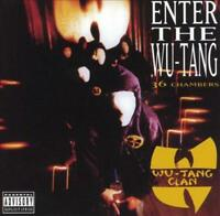 WU-TANG CLAN - ENTER THE WU-TANG (36 CHAMBERS) [PA] NEW CD