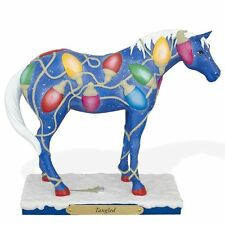 TRAIL OF PAINTED PONIES Tangled 1E/2192~RETIRED~Christmas Lights to Untangle~NIB