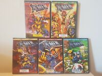 ORGINAL X-MEN: Marvel DVD Comic Book Collection The Complete Animated Series