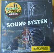 Sound system the story of Jamaican Music various 8 CD box neuf emballage d'origine sealed avec livre