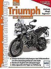 Triumph Tiger 800 (2018, Taschenbuch)