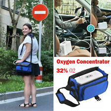 Tragbare Oxygen Konzentrator  28+2% Sauerstoffkonzentrator Sauerstoffgerät 220V