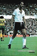CALCIO FOTO > Ossie ARDILES Tottenham Hotspur 1978-79