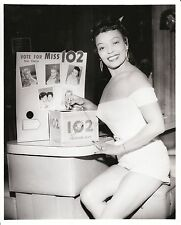 Brew 102 Beer  beauty contest contestant 1955 8 x 10 Photograph
