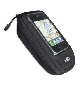 Klickfix Phone Bag Plus schwarz Rixen Kaul Smartphone Tasche Lenkertasche