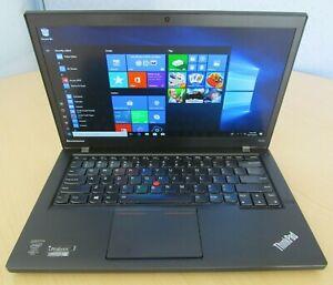 "Lenovo ThinkPad T440s 14"" i7-4600U 2.1GHz 12GB / 512GB SSD WIN 10 1600x900"