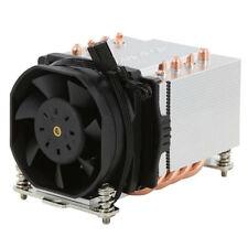 Dynatron R24 Socket LGA 2011 Copper Heatpipe CPU Cooler Heatsink for 2U Server