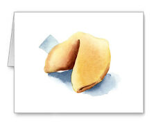 Fortune Cookie Note Cards With Envelopes