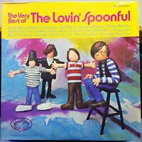 THE LOVIN SPOONFUL very best of LP Mint- KSBS 2013 Kama Sutra 1970 Stereo USA