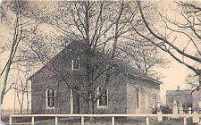 C69/ Pocomoke City Maryland Md Postcard c1910 First Presbyterian Church Rehoboth