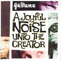 A Joyful Noise Unto the Creator by Galliano CD