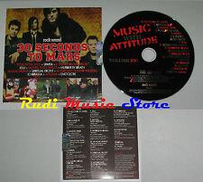 CD ROCK SOUND 108 PROMO 30 seconds to mars teatro orrori verdena no mc lp dvd S4