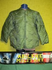 US Military Cold Weather M65 Field Jacket Coat Liner Quilted M,XL NEW