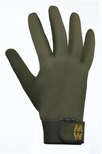 MACWET SHOOTING GLOVES SIZE UK 9 HUNTING GREEN LONG CUFF CLIMATEC AQUATEC