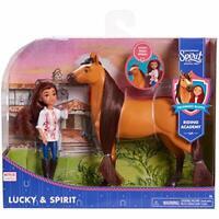 JP Spirit JPL39766 Spirit Small Doll & Horse - Lucky & Spirit