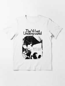 The-Velvet-Underground-White-Light-White-Heat Essential T-Shirt