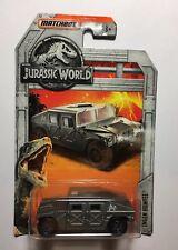 Jurassic World Fallen Kingdom Ingen Humvee Car Matchbox 2018