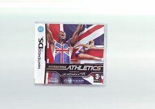 INTERNATIONAL ATHLETICS - DS GAME / LITE DSi 3DS COMPATIBLE - COMPLETE - VGC