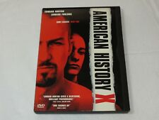 American History X DVD 1998 Special Edition Rated-R Drama Edward Norton Edward F