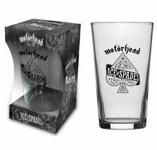 Motorhead Ace of Spades Beer Glass (rz)