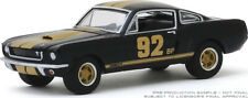 Greenlight 1/64 1966 Shelby Mustang Gt350H #92 Bp Black / Gold Hobby Issue 30123