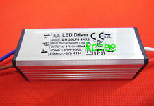 AC85V-265V to DC15V-34V 650mA High Power LED Power Supply Driver 20W