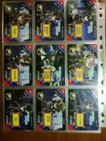 Saint Seiya 30th ANNIVERSARY Commemorative Golden Hades Cards 12 palace 55pcs