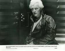 Rare Rutger Hauer Blade Runner Original Photo #A1189