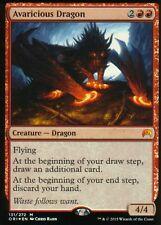 Avaricious Dragon FOIL   NM   Magic Origins   MTG