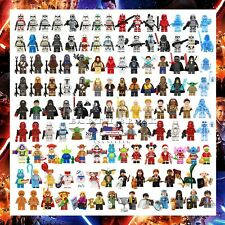 200+ Star Wars Minifigures Darth Vader Yoda Obi-Wan Han Solo Ren Harry Potter