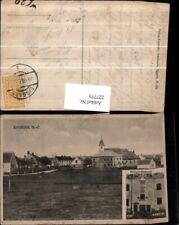 227775,Eggern Teilansicht Kriegerdenkmal Mehrbildkarte