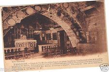 13 - cpa - TARASCON - Intérieur de l'église Ste Marthe - La crypte