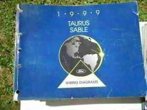 Repair Manuals Literature For Ford Taurus For Sale Ebay