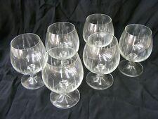 schönes altes Set mit Gläser Glas Party DDR Bar