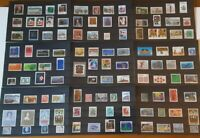Canada - collection of definitive & commemorative stamps (10 scans)