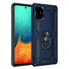 For Samsung Galaxy A51/71 5G/4G Armor Rugged Case Cover+Tempered Glass+Car Mount