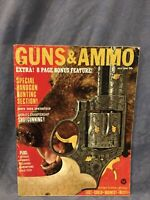 Guns&Ammo July 1966 Magazine Special Handgun Hunting Section! Article