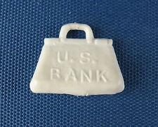 TIMPO TOYS-U.S. Bank-Borsa-BIANCO-BAG FOR cowboy, Mexican-messicani