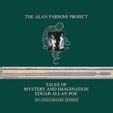 The Alan Parsons Project - Tales Of Mystery And Imagi (NEW CD+BLU-RAY+VINYL SET)