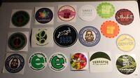 18 Marijuana Pot Stickers ;) 420 MMJ Boulder Denver Colorado Weed w Coaster NEW