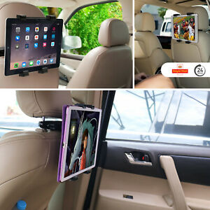 Universal Car Back Seat Headrest Mount Holder For 7 To 10.1 inch Tablets iPads
