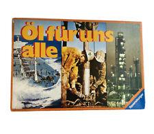Öl für uns alle Ravensburger Brettspiele #011